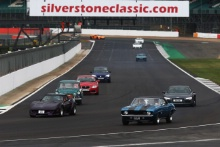 Silverstone Classic 2019Supercar ParadeAt the Home of British Motorsport. 26-28 July 2019Free for editorial use only Photo credit – JEP
