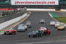 Silverstone Classic 2019Triumph ParadeAt the Home of British Motorsport. 26-28 July 2019Free for editorial use only Photo credit – JEP
