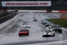 Silverstone Classic 2019Saturday ParadeAt the Home of British Motorsport. 26-28 July 2019Free for editorial use only Photo credit – JEP
