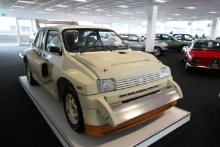 Silverstone Classic 2019Metro 6R4 AuctionAt the Home of British Motorsport. 26-28 July 2019Free for editorial use only Photo credit – JEP