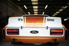 Silverstone Classic 2019Ford CapriAt the Home of British Motorsport. 26-28 July 2019Free for editorial use only Photo credit – JEP