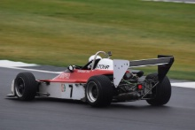 Silverstone Classic 20197 TROTT Richard, GB, Chevron B43At the Home of British Motorsport. 26-28 July 2019Free for editorial use only Photo credit – JEP