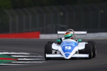 Silverstone Classic 20199 JACOBS Ian, GB, Ralt RT3At the Home of British Motorsport. 26-28 July 2019Free for editorial use only Photo credit – JEP