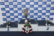 Silverstone Classic 2019PodiumAt the Home of British Motorsport. 26-28 July 2019Free for editorial use only Photo credit – JEP