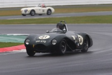 Silverstone Classic 201931 REICHMAN Marek, GB, WILSON Kerry, GB, Aston Martin DB2/4At the Home of British Motorsport. 26-28 July 2019Free for editorial use only Photo credit – JEP