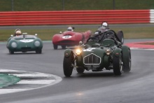 Silverstone Classic 201932 LLEWELLYN Oliver, GB, LLEWELLYN Tim, GB, Allard J2At the Home of British Motorsport. 26-28 July 2019Free for editorial use only Photo credit – JEP