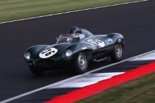 Silverstone Classic 201936 GUY Richard, GB, Jaguar D-typeAt the Home of British Motorsport. 26-28 July 2019Free for editorial use only Photo credit – JEP