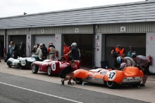 Silverstone Classic 201937 WALKER Philip, GB, GRIFFITHS Miles, GB, Lotus 15At the Home of British Motorsport. 26-28 July 2019Free for editorial use only Photo credit – JEP