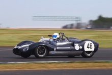 Silverstone Classic 201946 BLANPAIN Olivier, BE, Cooper MonacoAt the Home of British Motorsport. 26-28 July 2019Free for editorial use only Photo credit – JEP