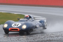 Silverstone Classic 201951 WATSON Sandy, GB, KIRKALDY Andrew, Lotus XI Le MansAt the Home of British Motorsport. 26-28 July 2019Free for editorial use only Photo credit – JEP