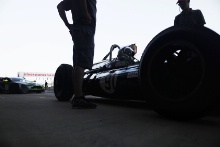Silverstone Classic 201991 DRAKE Chris, GB, Cooper T53At the Home of British Motorsport. 26-28 July 2019Free for editorial use onlyPhoto credit – JEP