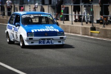 Silverstone Classic 201994 BECHTOLSHEIMER Till, GB, MG Metro TurboAt the Home of British Motorsport. 26-28 July 2019Free for editorial use onlyPhoto credit – JEP