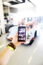Silverstone Classic 2019007 LIENAU Alexander, DE, GRANT John, GB, Aston Martin Vantage V12At the Home of British Motorsport. 26-28 July 2019Free for editorial use onlyPhoto credit – JEP