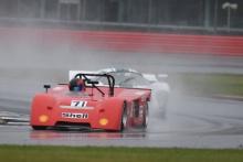 Silverstone Classic 201971 MITCEHLL Jonathan, GB, Chevron B19At the Home of British Motorsport. 26-28 July 2019Free for editorial use only Photo credit – JEP