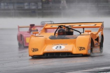 Silverstone Classic 20198 FORWARD Dean, GB, Mclaren M8FAt the Home of British Motorsport. 26-28 July 2019Free for editorial use only Photo credit – JEP