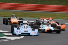 Silverstone Classic 201915 FISHER Terry, GB, Chevron B40At the Home of British Motorsport. 26-28 July 2019Free for editorial use only Photo credit – JEP