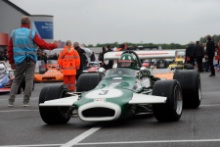 Silverstone Classic 20193 ARNOLD Luciano, CH, Brabham BT36At the Home of British Motorsport. 26-28 July 2019Free for editorial use only Photo credit – JEP