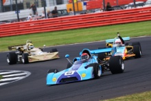 Silverstone Classic 201965 BRASHAW Jamie, GB, Chevron B25 /27At the Home of British Motorsport. 26-28 July 2019Free for editorial use only Photo credit – JEP