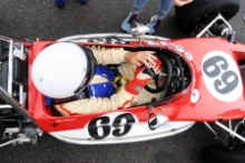 Silverstone Classic 201969 BRAMMER Rainer, DE, Lotus 69At the Home of British Motorsport. 26-28 July 2019Free for editorial use only Photo credit – JEP