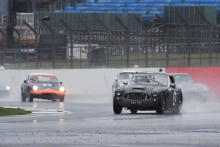 Silverstone Classic 2019100 THORNE Mike, GB, TODD John, GB, Austin-Healey 3000At the Home of British Motorsport. 26-28 July 2019Free for editorial use only Photo credit – JEP