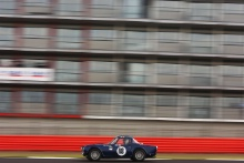 Silverstone Classic 2019118 RAWE Robert, GB, SANZ DE ACEDO Xavier, ES, Triumph TR4At the Home of British Motorsport. 26-28 July 2019Free for editorial use only Photo credit – JEP