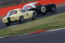 Silverstone Classic 201914 GARSIDE Paul, GB, Lotus EliteAt the Home of British Motorsport. 26-28 July 2019Free for editorial use only Photo credit – JEP