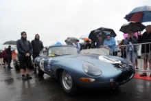 Silverstone Classic 2019John BURTON Jaguar E-typeAt the Home of British Motorsport. 26-28 July 2019Free for editorial use only Photo credit – JEP