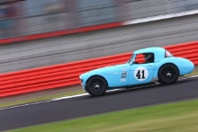 Silverstone Classic 201941 HUNT Theo, GB, Austin-Healey 3000At the Home of British Motorsport. 26-28 July 2019Free for editorial use only Photo credit – JEP