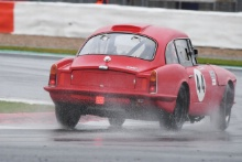Silverstone Classic 201944 DRABBLE Simon, GB, DRABBLE Alexander, GB, Reliant Sabre SixAt the Home of British Motorsport. 26-28 July 2019Free for editorial use only Photo credit – JEP