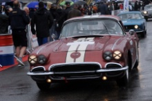 Silverstone Classic 201948 JAMES Peter, GB, LETTS Alan, GB, Chevrolet CorvetteAt the Home of British Motorsport. 26-28 July 2019Free for editorial use only Photo credit – JEP