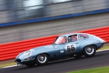 Silverstone Classic 201966 MCFADDEN Niall, IE, MURRAY Niall, IE, Jaguar E-typeAt the Home of British Motorsport. 26-28 July 2019Free for editorial use only Photo credit – JEP