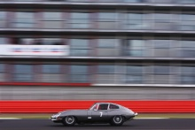 Silverstone Classic 20197 YOUNG John, GB, Jaguar E-type FHCAt the Home of British Motorsport. 26-28 July 2019Free for editorial use only Photo credit – JEP