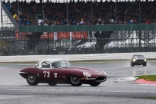 Silverstone Classic 201973 COTTINGHAM James, GB, STANLEY Harvey, GB, Jaguar E-typeAt the Home of British Motorsport. 26-28 July 2019Free for editorial use only Photo credit – JEP