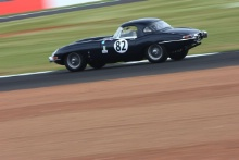 Silverstone Classic 201982 BINFIELD Bob, GB, Jaguar E-type Series 1 OTSAt the Home of British Motorsport. 26-28 July 2019Free for editorial use only Photo credit – JEP