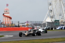 Silverstone Classic 20192 KUBOTA Katsuaki, JP, Lotus 91/7At the Home of British Motorsport. 26-28 July 2019Free for editorial use only Photo credit – JEP