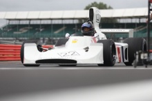 Silverstone Classic 201921 HADDON Andrew, GB, Hesketh 308CAt the Home of British Motorsport. 26-28 July 2019Free for editorial use only Photo credit – JEP