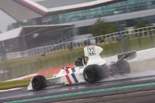 Silverstone Classic 201922 HAGAN James, IE, Hesketh 308At the Home of British Motorsport. 26-28 July 2019Free for editorial use only Photo credit – JEP