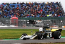 Silverstone Classic 2019Sidney HOOLE Ensign N173At the Home of British Motorsport. 26-28 July 2019Free for editorial use only Photo credit – JEP