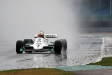 Silverstone Classic 20197 CANTILLON Mike, IE, Williams FW07CAt the Home of British Motorsport. 26-28 July 2019Free for editorial use only Photo credit – JEP