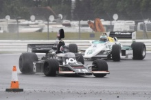 Silverstone Classic 201975 FISKEN Gregor, GB, Shadow DN5At the Home of British Motorsport. 26-28 July 2019Free for editorial use only Photo credit – JEP