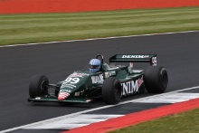 Silverstone Classic 201999 CONSTABLE Jamie, GB, Tyrrell 011At the Home of British Motorsport. 26-28 July 2019Free for editorial use only Photo credit – JEP