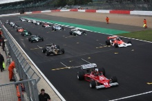 Silverstone Classic 2019GridAt the Home of British Motorsport. 26-28 July 2019Free for editorial use only Photo credit – JEP