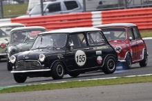 Silverstone Classic 2019155 SMITH Jeff, GB, Austin Mini Cooper SAt the Home of British Motorsport. 26-28 July 2019Free for editorial use only Photo credit – JEP
