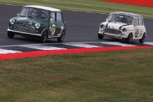 Silverstone Classic 2019177 JORDAN Andrew, GB, Austin Mini Cooper SAt the Home of British Motorsport. 26-28 July 2019Free for editorial use only Photo credit – JEP