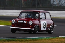 Silverstone Classic 201918 SMITH Aaron, GB, Austin Mini Cooper SAt the Home of British Motorsport. 26-28 July 2019Free for editorial use only Photo credit – JEP