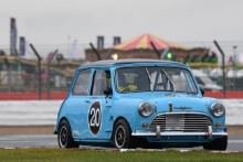 Silverstone Classic 201920 OWENS Endaf, GB, Austin Mini Cooper SAt the Home of British Motorsport. 26-28 July 2019Free for editorial use only Photo credit – JEP
