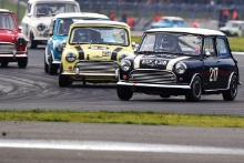 Silverstone Classic 2019217 LYNCH William, GB, Morris Mini Cooper SAt the Home of British Motorsport. 26-28 July 2019Free for editorial use only Photo credit – JEP