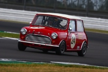 Silverstone Classic 201924 HAGAN James, IE, Morris Mini Cooper SAt the Home of British Motorsport. 26-28 July 2019Free for editorial use only Photo credit – JEP