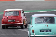 Silverstone Classic 201926 GRANT John, GB, Austin Mini Cooper SAt the Home of British Motorsport. 26-28 July 2019Free for editorial use only Photo credit – JEP