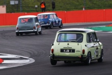Silverstone Classic 201927 BOTTOMLEY Kevin, GB, Morris Mini Cooper SAt the Home of British Motorsport. 26-28 July 2019Free for editorial use only Photo credit – JEP